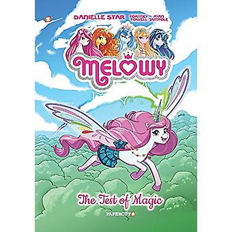 Melowy Vol. 1 - The Test of Magic by Ryan Jampole - 9781545800034 Book