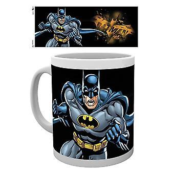 DC كاريكاتير العدالة جامعة باتمان القدح