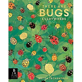 There are Bugs Everywhere by Britta Teckentrup - 9781787415003 Book