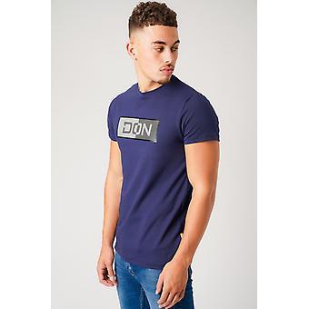 Don 50/50 navy t-shirt
