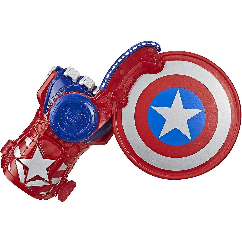Nerf, Avengers   Captain America Shield Sling Gauntlet   Fruugo LU