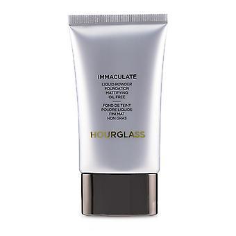 HourGlass Immaculate Liquid Powder Foundation - # Porcelain 30ml/1oz
