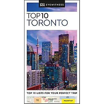 Top 10 Toronto by DK Eyewitness - 9780241410431 Book