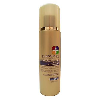 Pureology Nano Works Gold Conditioner, 6.7 oz.