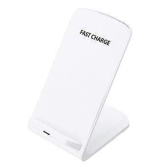 Qi 10w wireless charging stand fast charger