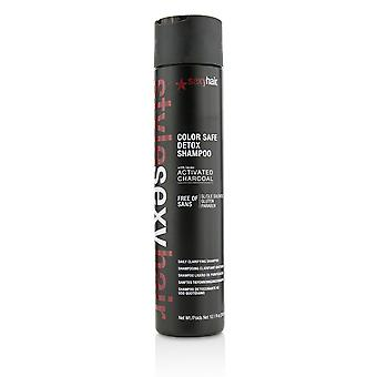 Estilo desintoxicação de cabelo sexy diariamente esclarecendo shampoo 213709 300ml /10.1oz