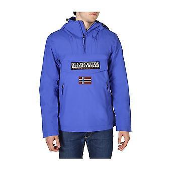 Napapijri - Clothing - Jackets - RAINFOREST_NP0A4ECOBB41 - Men - Blue - L