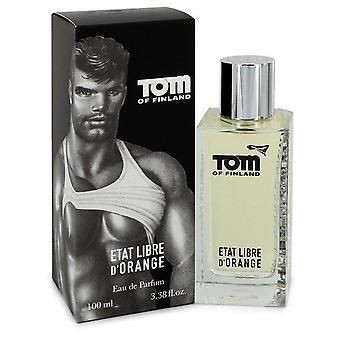 Tom Of Finland Eau De Parfum Spray By Etat Libre D'Orange 3.4 oz Eau De Parfum Spray