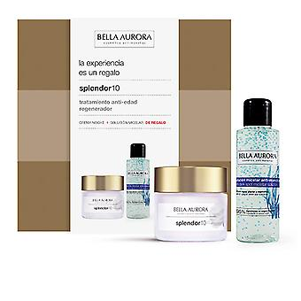 Bella Aurora Splendor 10 Noche Set 2 Pz For Women