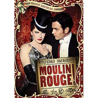 Moulin Rouge [DVD] USA import