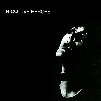 Nico - Live Heroes [CD] USA import