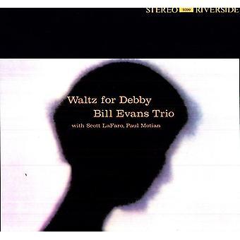Bill Evans - valse pour importation USA Debby [Vinyl]