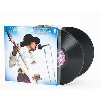 Jimi Hendrix Experience - Miami Pop Festival [Vinyl] USA import