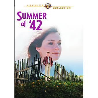 Summer of 42 [DVD] USA import
