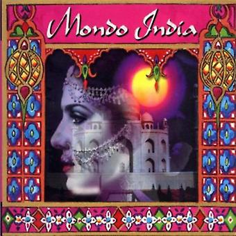 Mondo India - Mondo India [CD] USA import