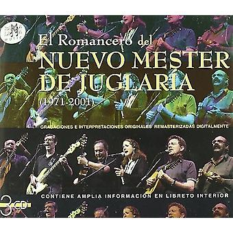 Vol 3: El Romancero De Nuevo Mester De Juglaria [CD] USA import