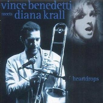 Benedetti/Krall - Heartdrops [CD] USA import