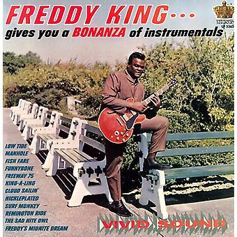 Freddie King - Bonanza of Instrumentals [Vinyl] USA import