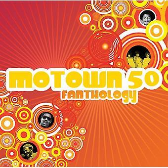 Motown 50 Fanthology - Motown 50 Fanthology [CD] USA import