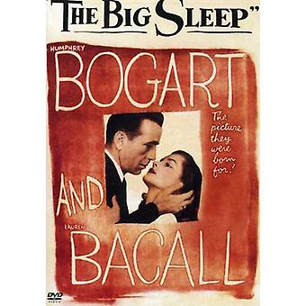 Big Sleep (1946) [DVD] USA import