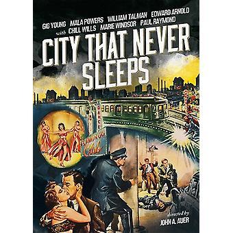 Ville qui ne dort jamais (1953) [DVD] USA import