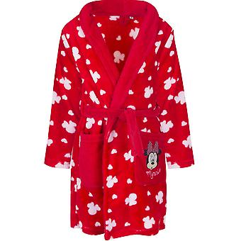 Disney minnie girls dressing gown mne2098bth
