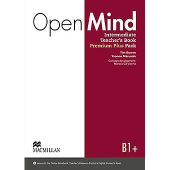 Open Mind British edition Intermediate Level Teachers Book Premium Plus Pack by Joanne Taylore Knowles & Steve Taylore Knowles & Mickey Rogers