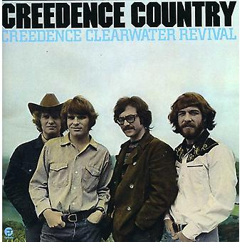 Creedence Clearwater Revival - Creedence land [CD] USA import