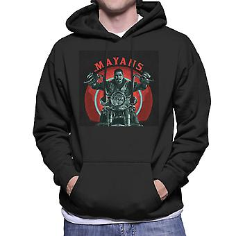 Mayans M.C. Motorcycle Club Ezekiel EZ Reyes Men's Hooded Sweatshirt