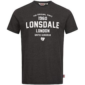Camiseta masculina de Lonsdale Rhydowen