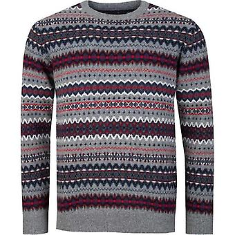 Barbour Fairisle Crew Neck Knit