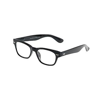 Reading Glasses Unisex Le-0146L Fashion black strength +1.00