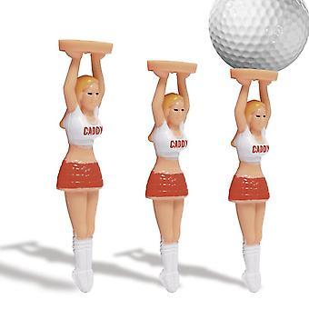 Golfballenhouder Caddy Tees