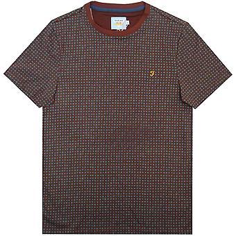 Farah T-Shirts Holbrooks SS Tee