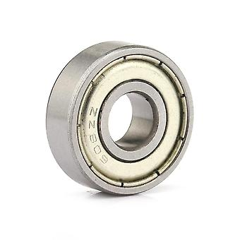 Ball Bearing- 3d Printers Parts, Deep Groove Flanged Pulley Wheel