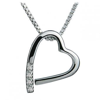 Hot Diamonds Memories silver hänge DP100