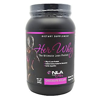 Nla For Her Her Whey, Chocolate 2 lbs