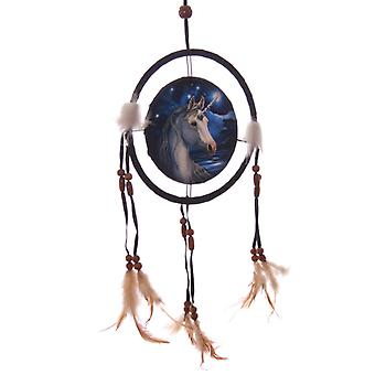 Decorative Mystical Unicorn 16cm Dreamcatcher
