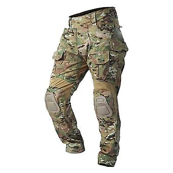 Tactische G3 Pants Airsoft Combat Broeken, Militaire Leger Tactical Bdu