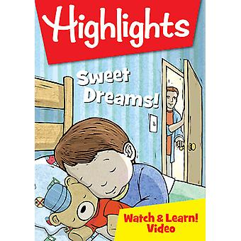 Highlights Watch & Learn: Sweet Dreams [DVD] USA import