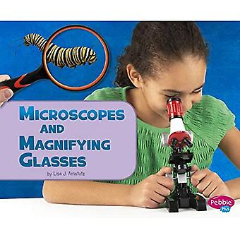 Microscopes and Magnifying Glasses (Pebble Plus: Science Tools)