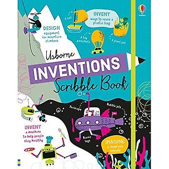 Invenções Scribble Book (Scribble Books)