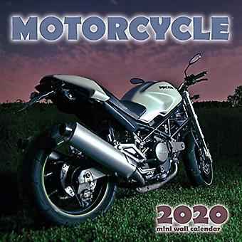 Moto 2020 Mini Wall Calendrier
