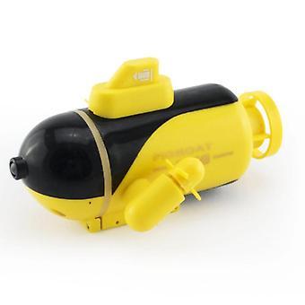 Mini sous-marin de télécommande de course radio