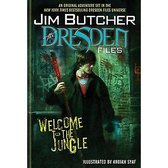 The Dresden Files by Jim Butcher & Ardian Syaf
