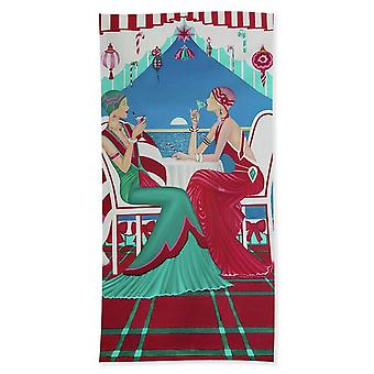 Christmas Cruisin Specialty Bath Towels For The Holidays