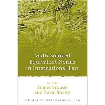 Yuval Shanyn monilähdeiset vastaavat normit kansainvälisessä oikeudessa -