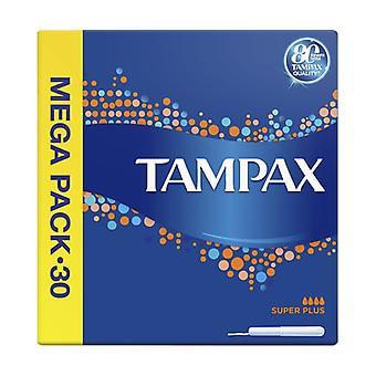 Tampax Cef Suplerplus 30U 30 units