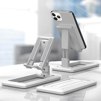 Bakeey desktop opvouwbare luie telefoon houder telescopische multifunctionele draagbare beugel staan voor binnen 12,9 inch