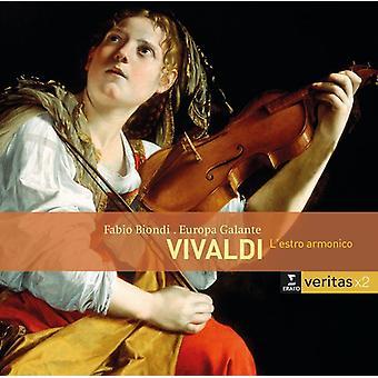 Vivaldi / Biondi, Fabio - L'Estro Armonico [CD] USA import